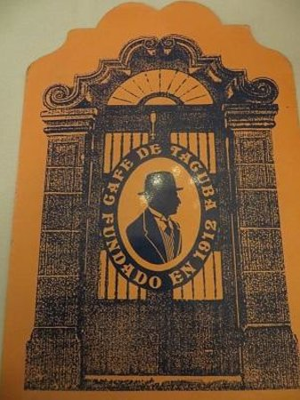 Cafe de Tacuba : Since 1912