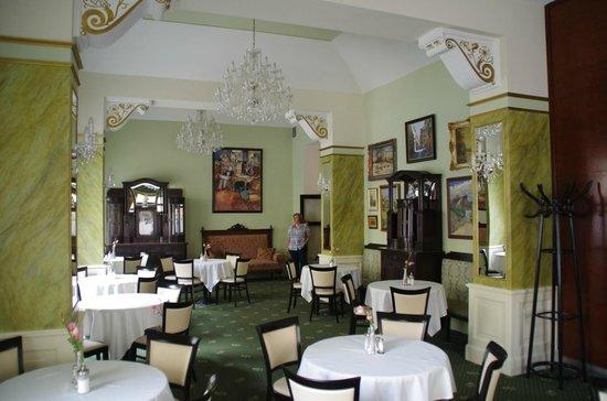 Hotel Praga 1885: Speisesaal
