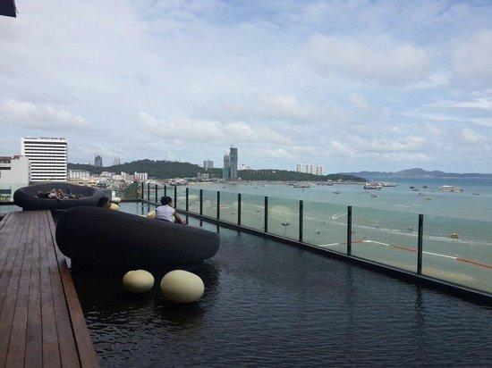 Hilton Pattaya: On 16th floor