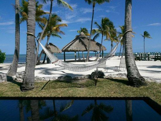La Siesta Resort & Marina : Outside of Honeymoon Cottage #101