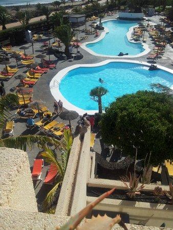 Beatriz Playa & Spa: Veiw from our room