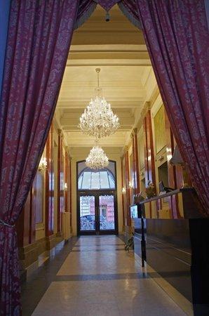 Hotel Praga 1885: Eingang