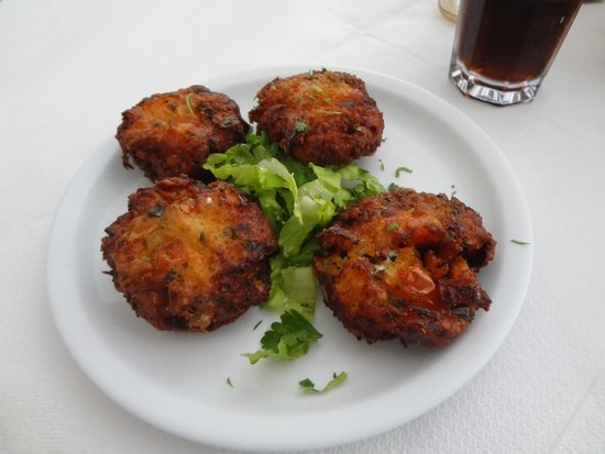Mama's House: The BEST tomato balls!