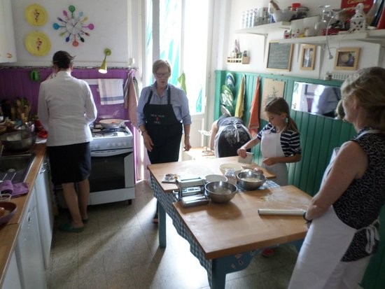 Cook Eat Italian : Manuela's kitchen