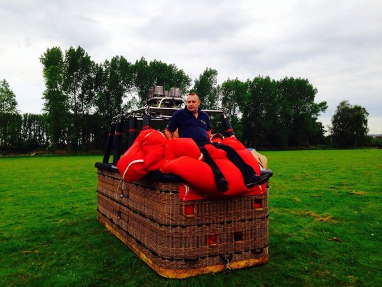 Kent Ballooning: All packed