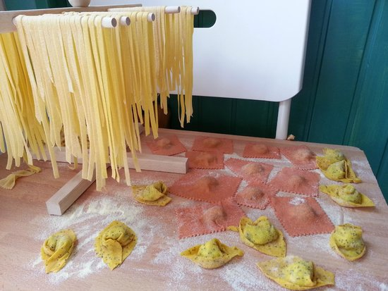 Cook Eat Italian: some of the pasta we made