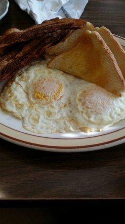 Shockley's: Great breakfast