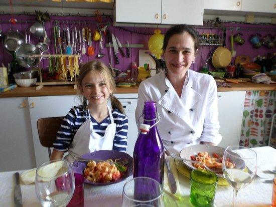 Cook Eat Italian : A most pleasant lunch!