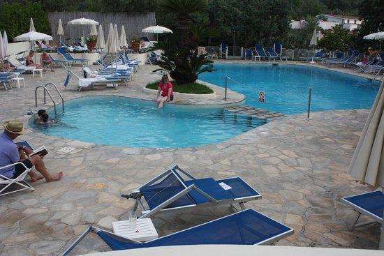 Grand Hotel Aminta: Swimming Pool