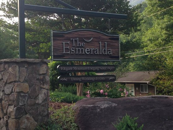 The Esmeralda Inn: We arrived!