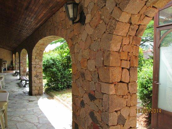 U Paesolu : architettura particolare