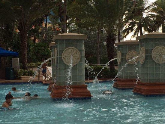 San Juan Marriott Resort & Stellaris Casino: My view