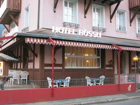 Hotel Roessli : The Hotel Rossli