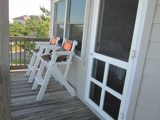 Sanderling Resort : Balcony