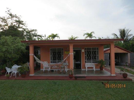 Casa Papo y Niulvys : the casa