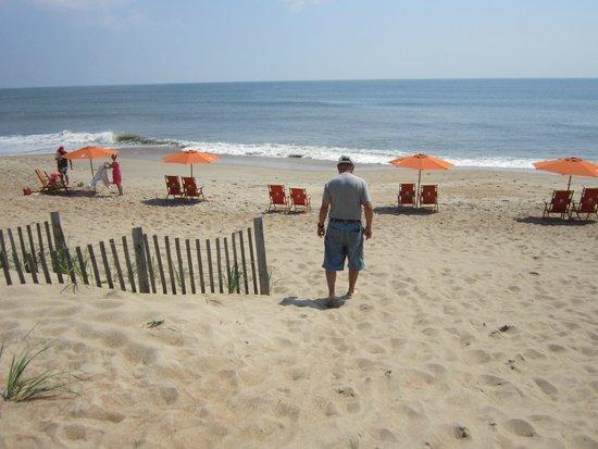 Sanderling Resort : The Beach