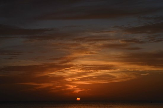 The Westin Grand Cayman Seven Mile Beach Resort & Spa : The most gorgeous sunsets