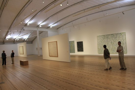 Zentrum Paul Klee (Paul Klee Center): One of the exhibition halls