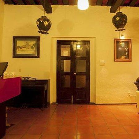 Casa Rua Hotel: recepcion