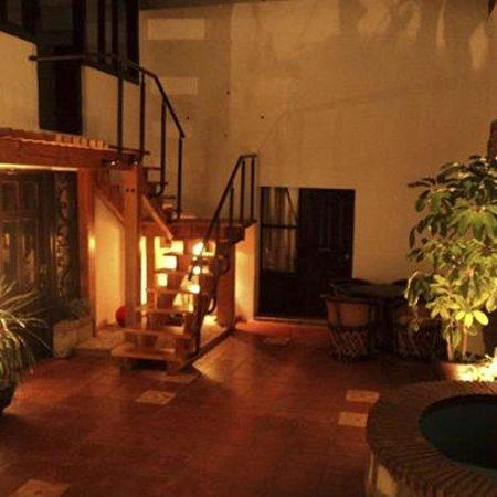 Casa Rua Hotel: patio
