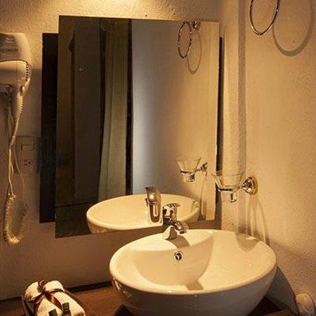 Casa Rua Hotel: espejo de vanidad