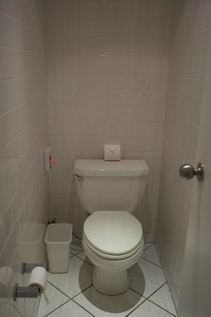 Club Med Columbus Isle: Toilettes