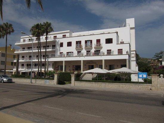 Hoposa Pollentia Hotel: Hotel Pollentia