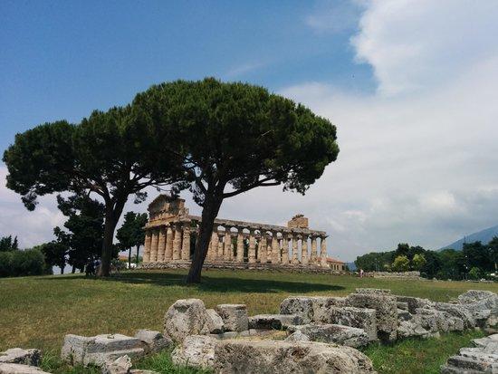 Templi Greci di Paestum: Oldest of three temples
