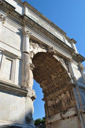 Arco di Tito : Titus Arch