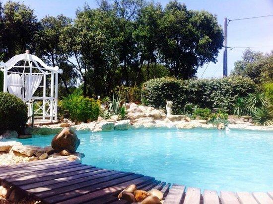 Piscine picture of villa vanille sommieres tripadvisor for Piscine venelle