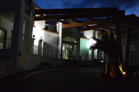 Apartamentos THe Morromar: Sol Marromar Apartments main entrance
