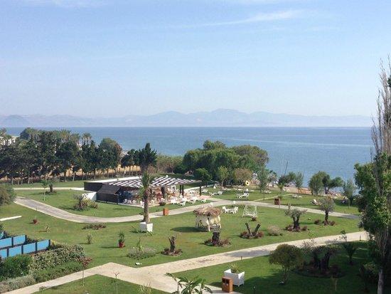 Sensimar Oceanis Beach & Spa Resort: View from room