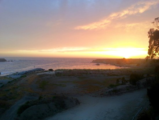 North Cliff Hotel : Sunset - June 19, 2014