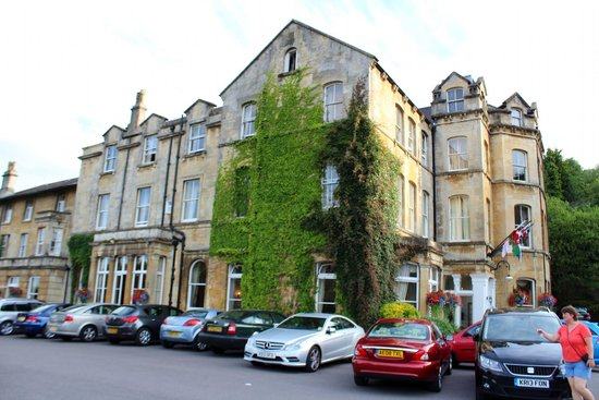 BEST WESTERN Limpley Stoke Hotel: beautiful hotel