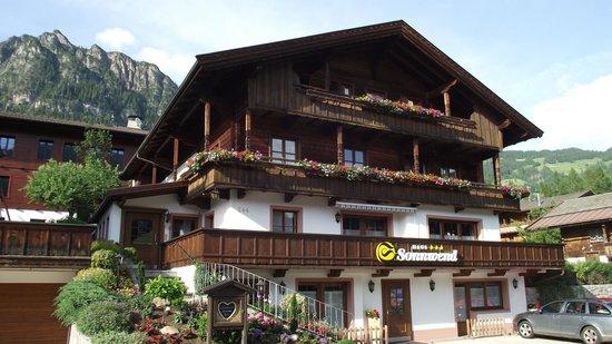 Haus Sonnwend: The Sonnwend exterior