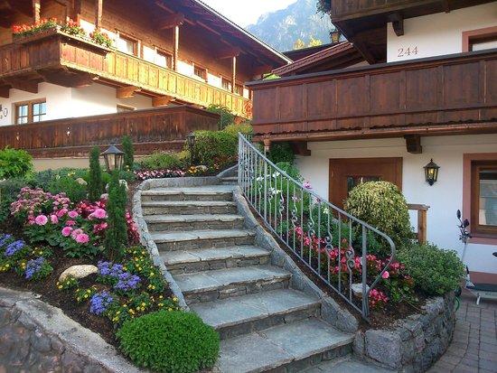 Haus Sonnwend: Hotel entrance