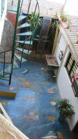 Hostel Villa Mary: Zona de descanso