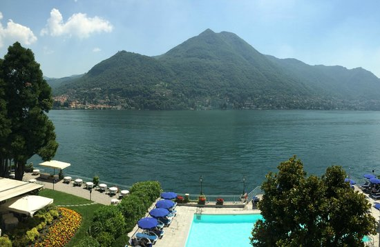 Grand Hotel Imperiale: View from the room