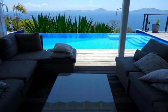 Villa cajou hotel trois rivieres guadeloupe voir les for Club piscine fitness trois rivieres