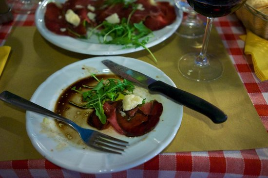 Ristorante Osteria N.1: Bresaola