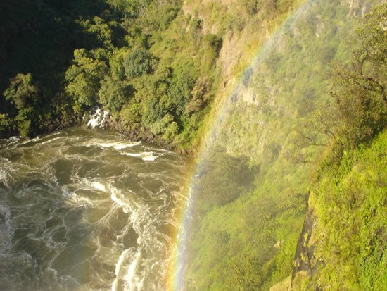 Shearwater Victoria Falls - Bungee, Bridge Tours and Activities: Oh what a view!