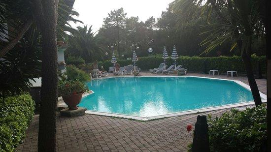 Hotel Principe: La piscina