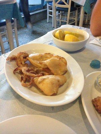 Nick the Fisherman : Calamaro Fritto