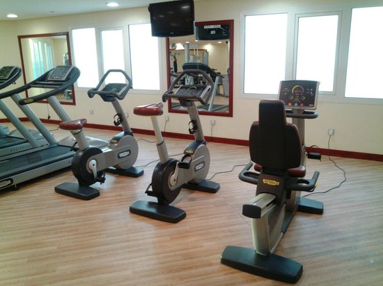 Cassells Al Barsha Hotel : Спортзал