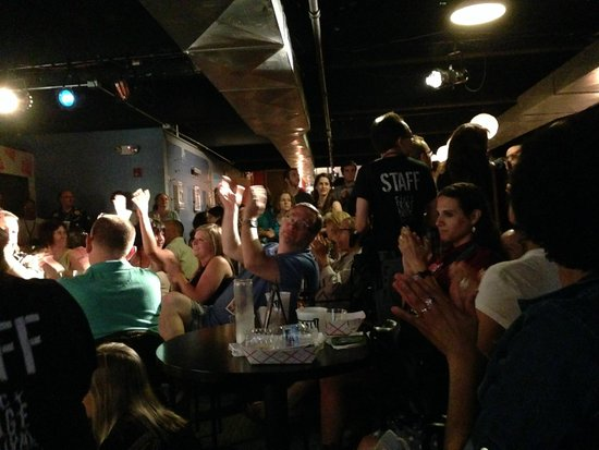 Know Theatre: Fringe Festival Awards Night 2014 - at The Underground Lounge.