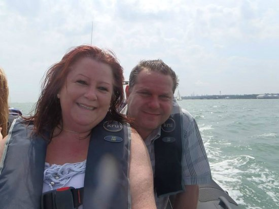 Seadogz Rib Charter Limited: on the water