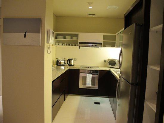 Ascott Park Place Dubai : Chambre 1