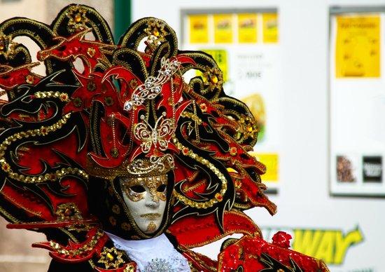 Carnaval Venitien de Remiremont: 008