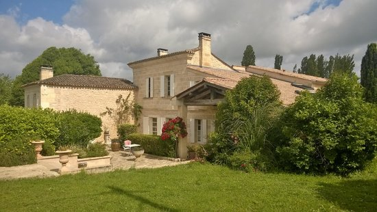 Chateau La Closerie De Fronsac: The place