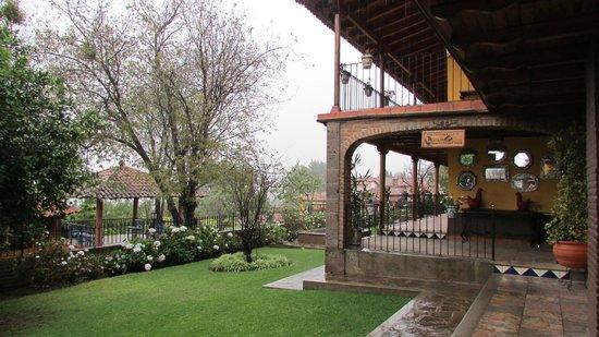 Hotel Huerta Real: instalaciones